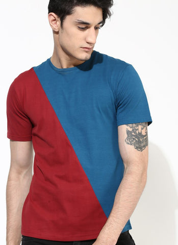 Men's Organic Cotton Two Part T-shirt