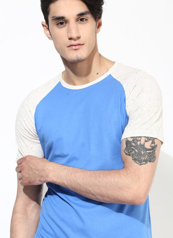 Men's Organic Cotton Baseball T-shirt