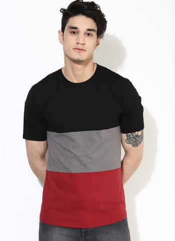 Men's Three Part Premium T-shirt