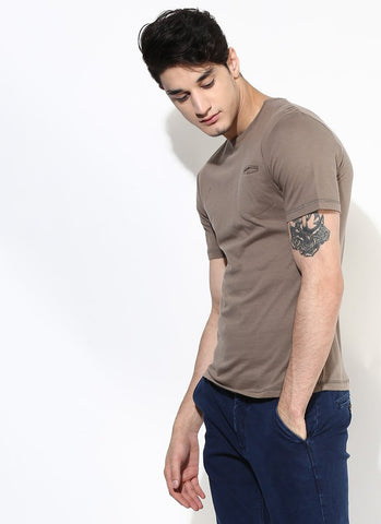 Slim Fit Pocket T-shirt