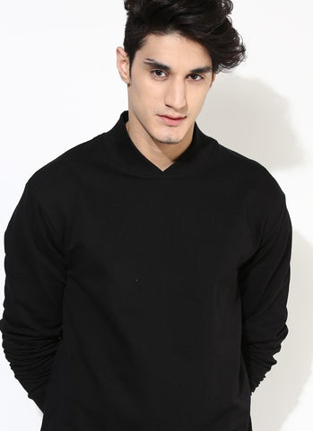 Men's Organic Cotton Bomber Sweatshirt