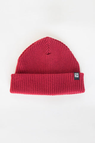 The Red Beanie by the Kozm