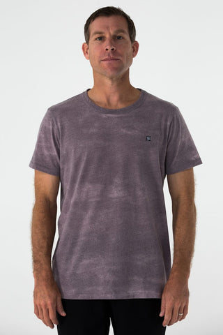 Kozmagon Tee – Purple Wash