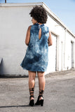 Saturday Indigo Dress