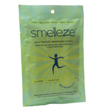 SMELLEZE Reusable Lab Smell Removal Deodorizer Pouch: Destroys Odor Without Chemicals in 300 Sq. Ft.