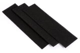 "SMELLRID Reusable Activated Carbon Vent Filter: (6) 4""""x14"""" Filters/Pack. Can be Easily Cut-to-Fit."