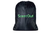 "SCENTOUT Reusable Carbon Hunting Scent Control Bag:  24"" x 28"" Bag Keeps Clothing & Gear Scent-Free"
