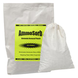 AMMOSORB Natural Aquarium Toxic Ammonia Absorber Pouch: Medium