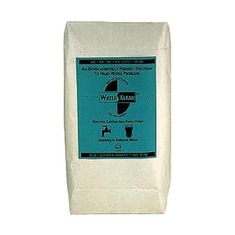WATERKLEAN Natural Water Softener Filter Media: 2 lb Safe, Non-Toxic  & EcoSmart