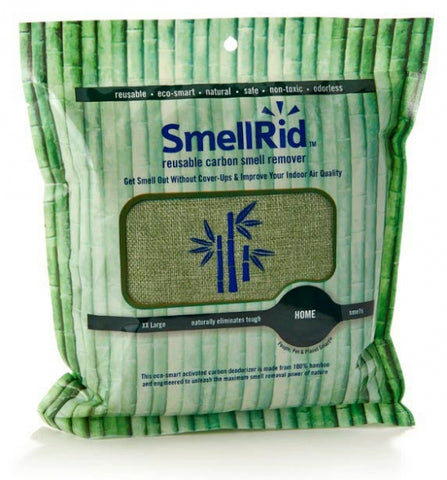 SmellRid™ Reusable Activated Carbon Odor Remover