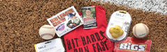 Inside the Batters Box Monthly subscription Baseball Box