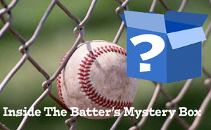 Mystery Inside The Batters Box - Inside The Batters Box - The Premier Baseball & Softball Subscription Boxes