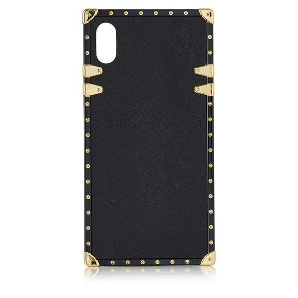 Black Trunk Case iphone x / xs