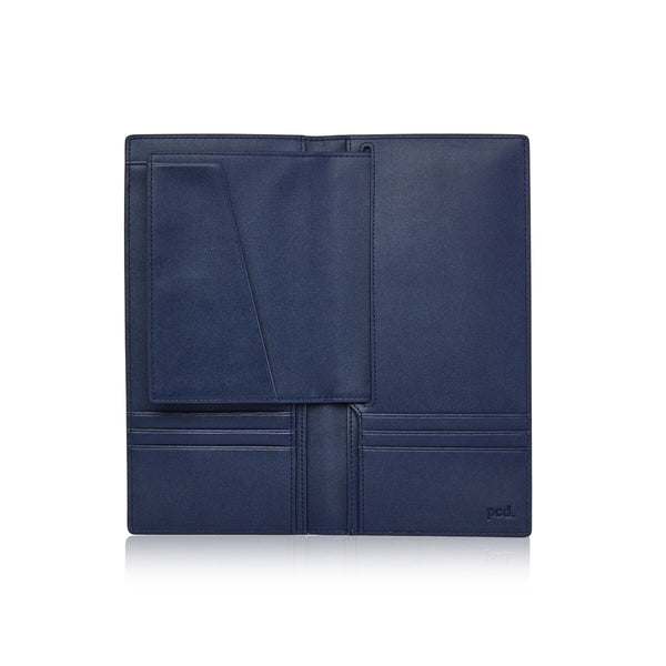 Navy Travel Folder