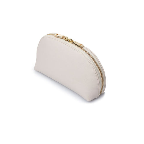 Large Nude Makeup Bag