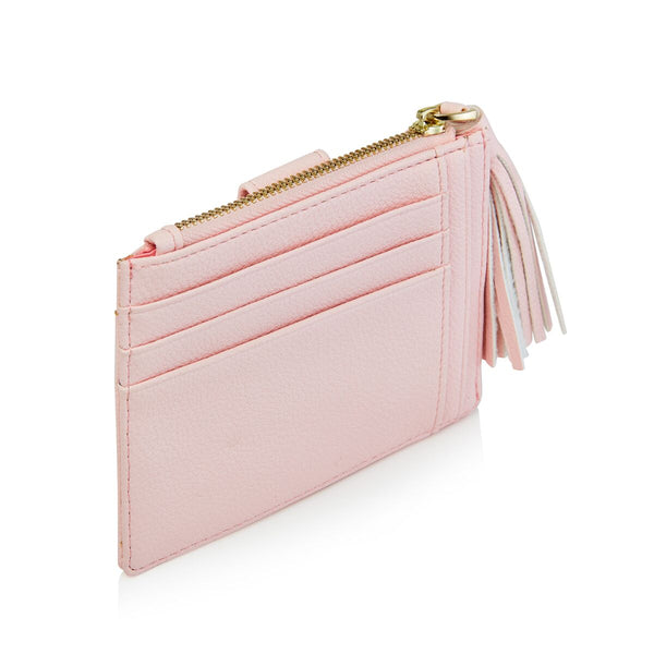 Mary Mutliple Pink  Card Holder