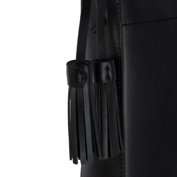 Black Romy Crossbody Bag