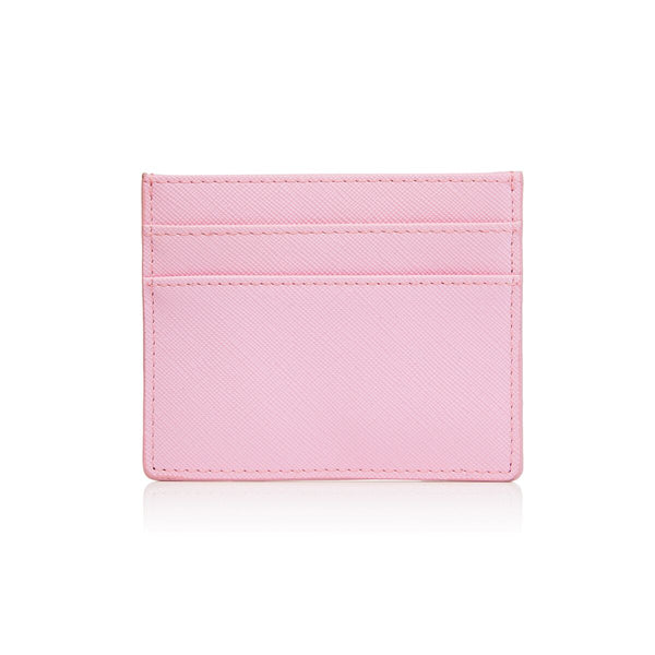 Bright Pink  Double Card Holders