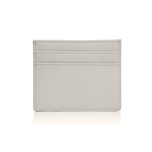 Grey Double Card Holders