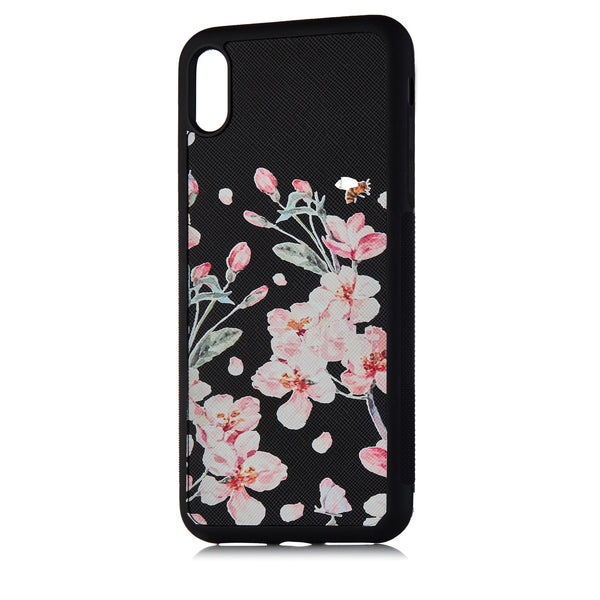 Spring Bliss Black phone Covers