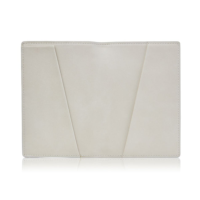 Grey Passport  Holder