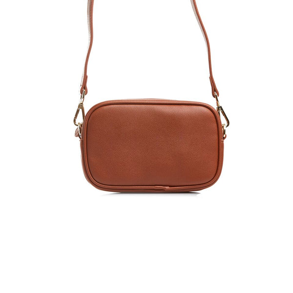 Bella Mocha crossbody bag