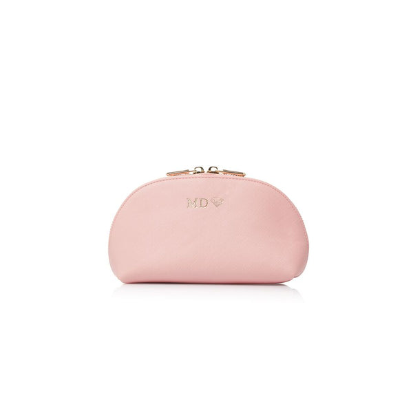 Large Pink Makeup Bag