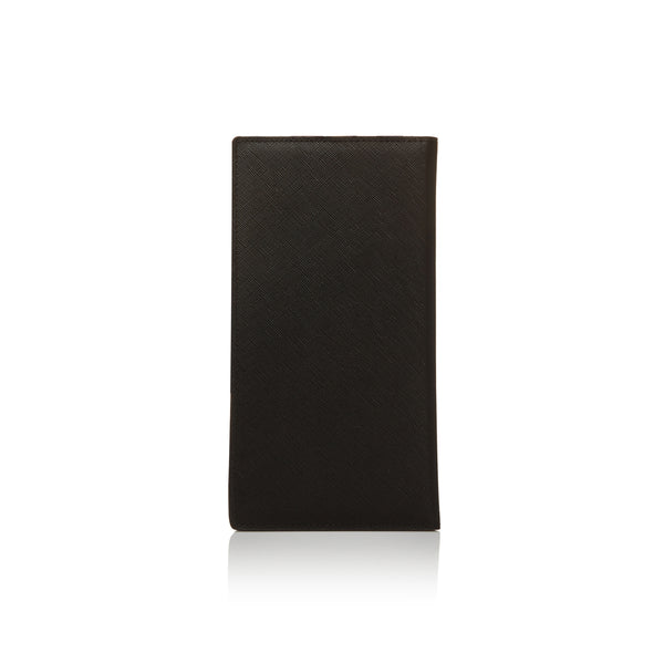 Black Travel Folder