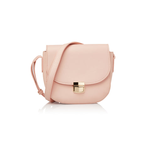 Pink Alex Crossbody  Bag