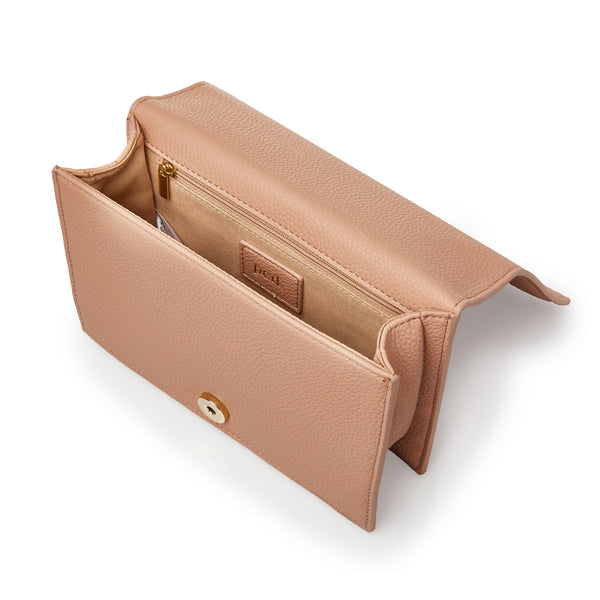 Lolly top handle bag