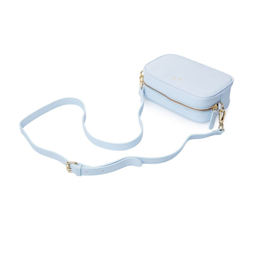 Bella Blue Crossbody bag