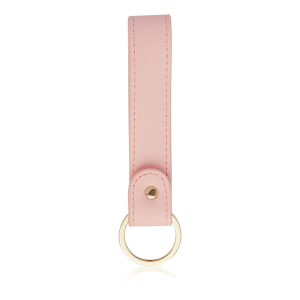 Pink Super Looped Keychain