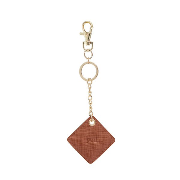 Square Camel Keychain