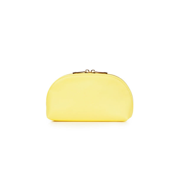 Large Lemon Makeup Bag