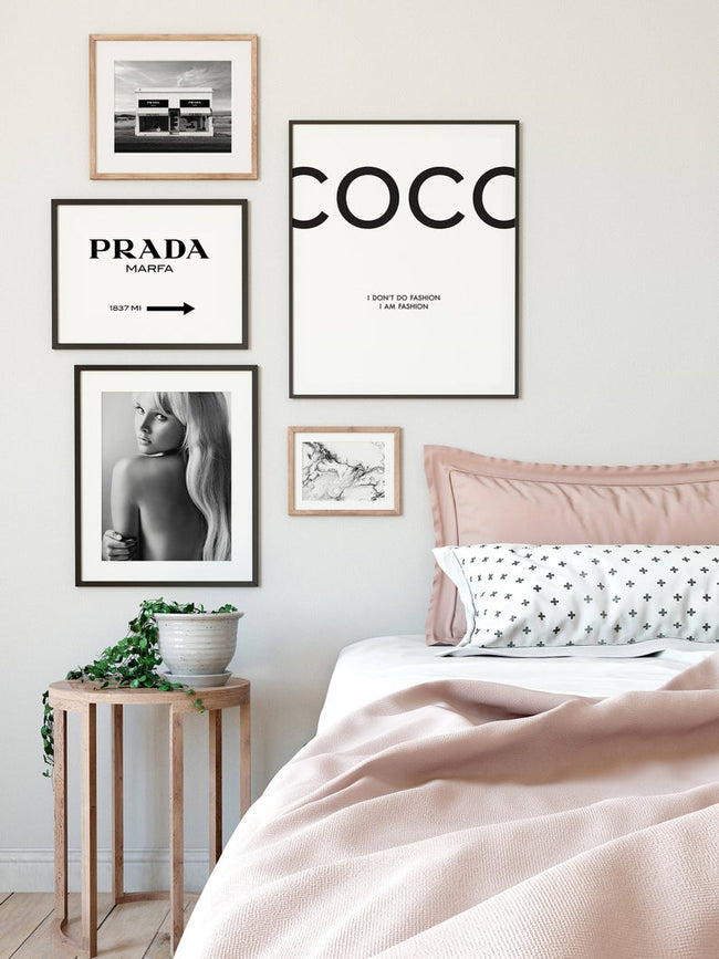 Coco  - Wall Art Poster A3