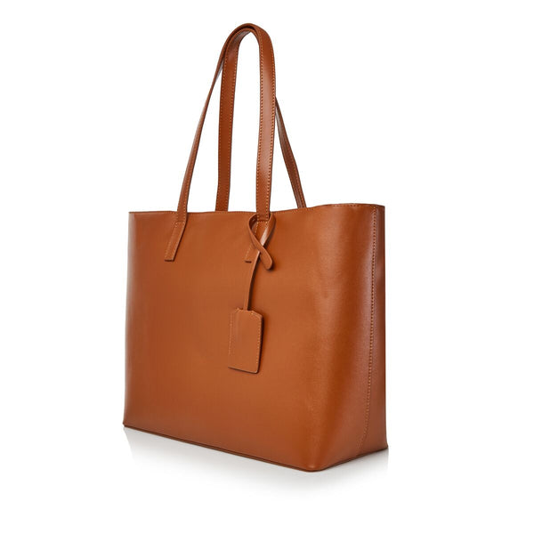 Camel Large St Charles Tote