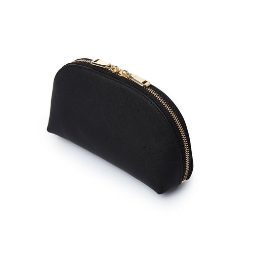 Large Black Makeup Bag