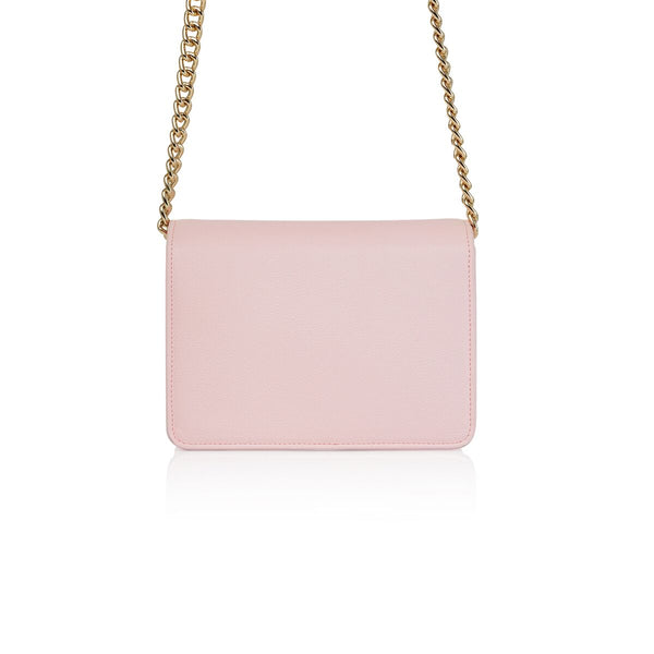 Pink Metal Collection Bag  - Online  Exclusive