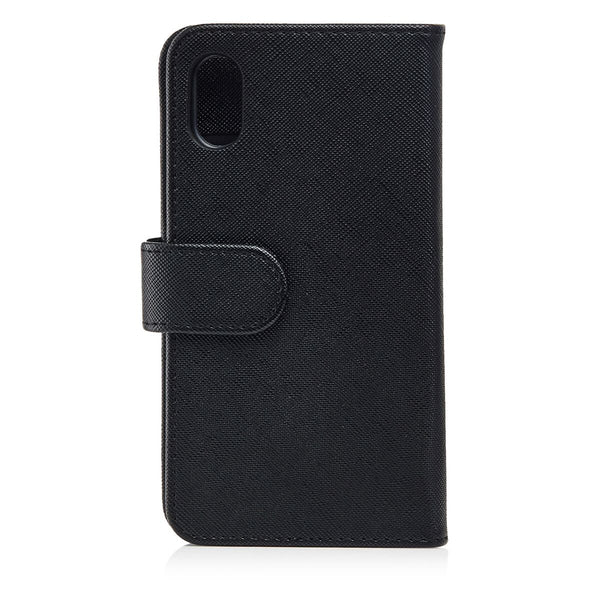 Black Flip Cover iphone XS Max