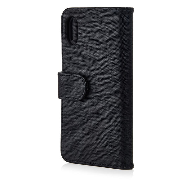 Black Flip Cover iphone X/XS