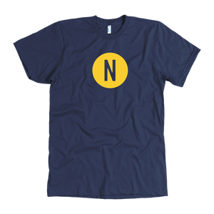 Circle N graphic T-Shirt