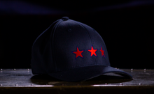 Local 615 3 star Fitted Twill Cap