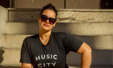 Music City Unisex Crew Neck Tee