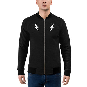 Lightning Bolt Bomber Jacket