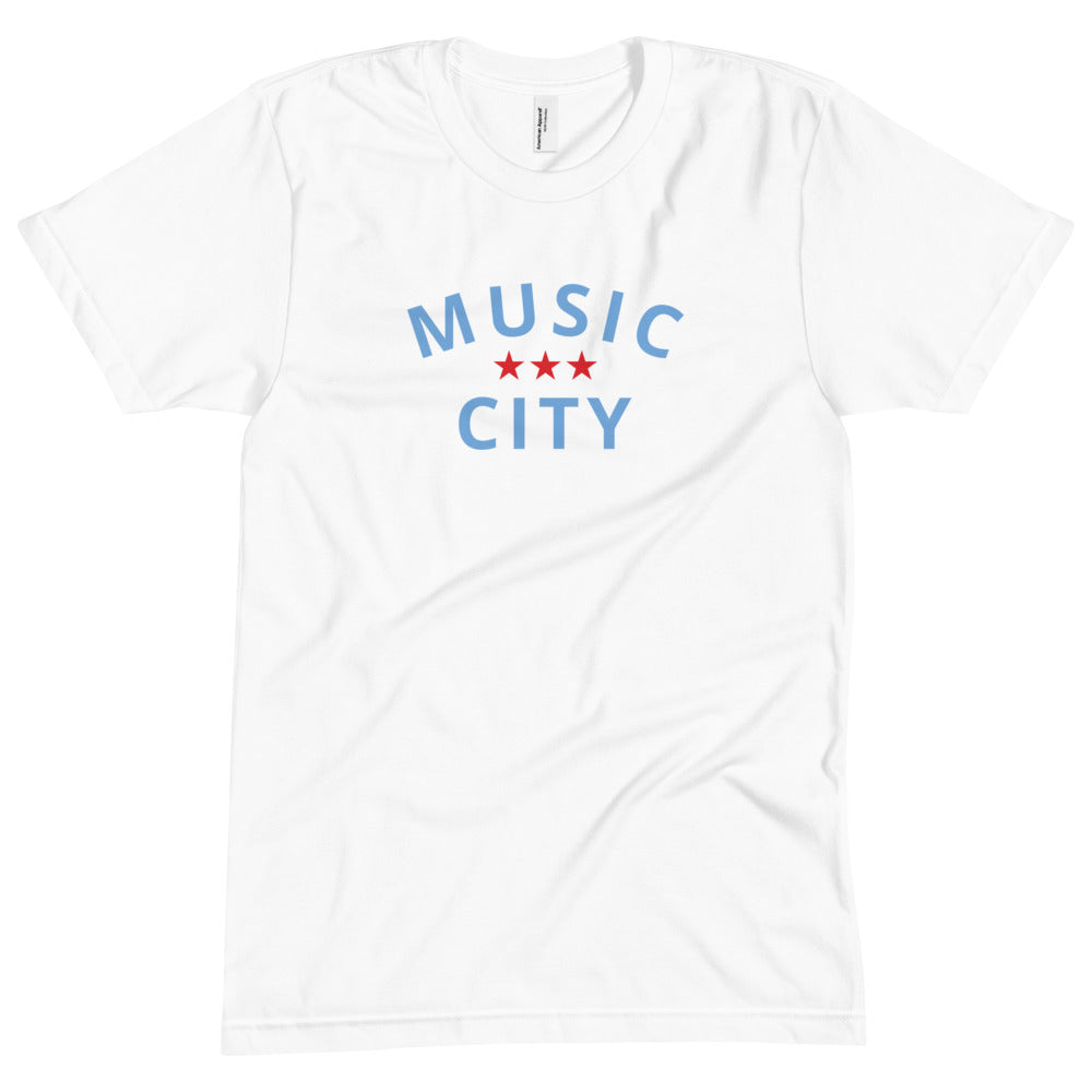 Music City Red Stars Unisex Tee