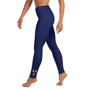 Tristar Ankle Graphic Yoga Leggings