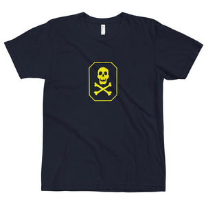 Skull and Xbones Crest T-Shirt