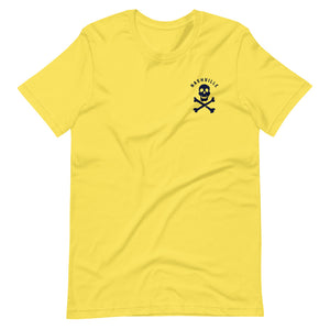 Nashville Skull and Bones Short-Sleeve Unisex T-Shirt