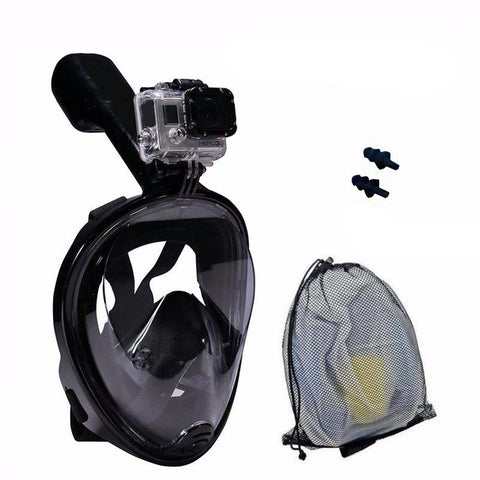 4b49cd68e1bf Image of Full Face Snorkel Mask with Detachable GoPro Mount