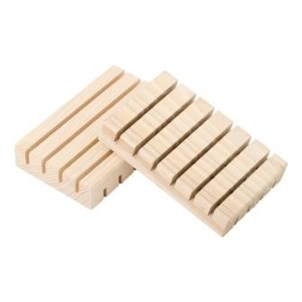 Small Wooden Soap Saver